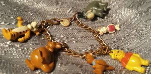 Disney's Winnie the Pooh & Friends Character Charm Bracelet for Sale in East Carondelet, IL