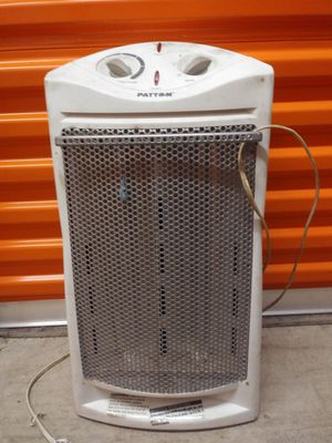 Portable Tower Heater Quartz with Thermostat for Sale in Falls Church, VA