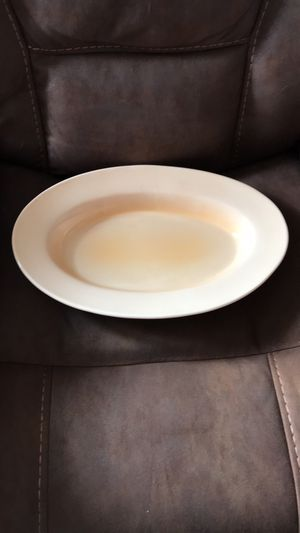 OVAL SERVING BOWL for Sale in Malden, MA