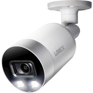 Lorex Indoor/Outdoor 4K UHD Wired IP smart Active Deterrence Camera for Sale in Newark, CA