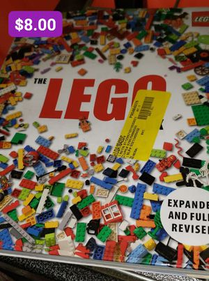 The Lego Hardback Book for Sale in China Grove, NC