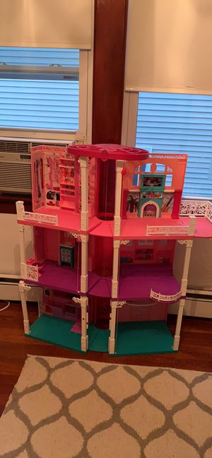 Barbie house free for Sale in Kearny, NJ
