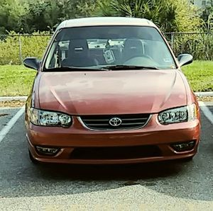 Toyota Corolla 2001 for Sale in St. Petersburg, FL