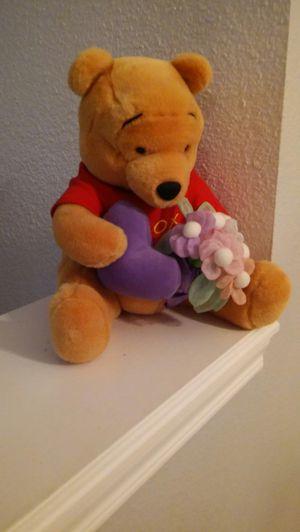 Stuffed Winnie the Pooh Bear for Sale in San Antonio, TX