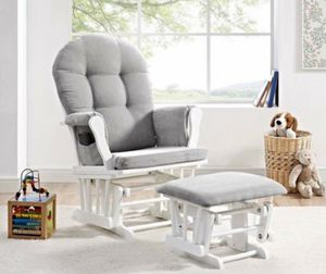 Glider with Ottoman for Sale in Irving, TX