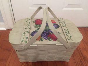 Picnic Basket for Sale in Alexandria, VA
