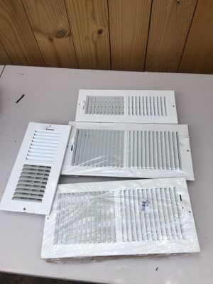 HVAC registers (multiple) for Sale in Washington, DC