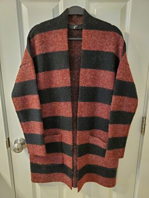 Women's Open Front Blanket Cardigan - Size S for Sale in Kirkland, WA