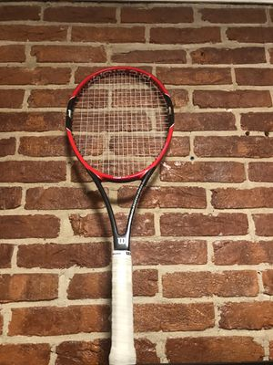 Tennis Racket - Wilson Pro Staff RF97 (Federer Autograph) for Sale in Baltimore, MD