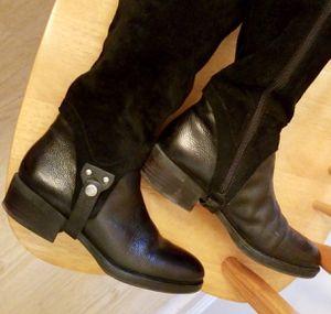 Franco/Sarto wide-calf riding boots 6 for Sale in Norfolk, VA