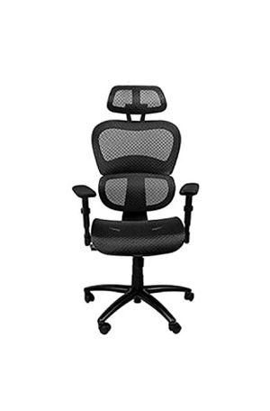 NOUHAUS Ergo3D Ergonomic Office Chair - Rolling Desk Chair with 3D Adjustable Armrest, 3D Lumbar Support- Mesh Computer Chair, Gaming Chairs, Execut for Sale in Central Falls, RI
