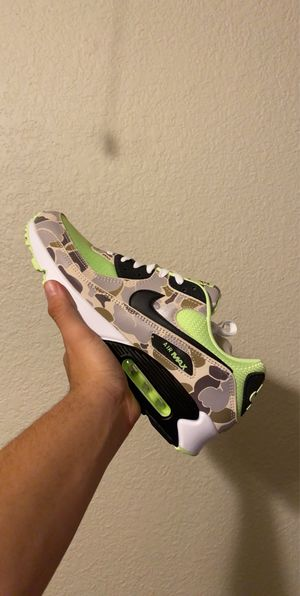Air max 90 ghost green camo for Sale in Round Rock, TX