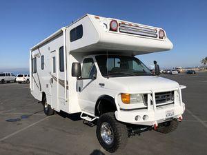 4x4 Motorhome for Sale in Encinitas, CA