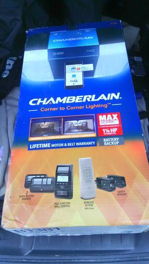 Chamberlain Bluetooth garage door opener for Sale in Federal Way, WA