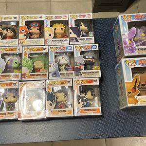 Anime Assortment Funko Pop Ask For Price for Sale in Hollywood, FL