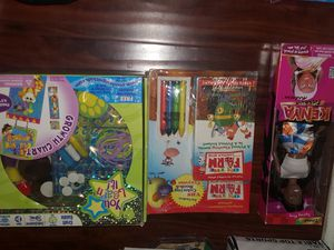 new kids toys $4 each for Sale in Mint Hill, NC