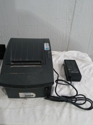 Bixolon Thermal Receipt Printer 1634-0080-8801 With AC adapter no power cord for Sale in Merritt Island, FL