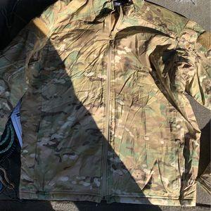 Military light jacket size medium for Sale in Springfield, VA
