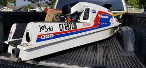 1989 Kawasaki jet ski (stand up) for Sale in Garden Grove, CA