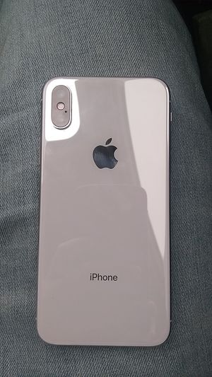 iPhone x 64gb for Sale in Wenatchee, WA