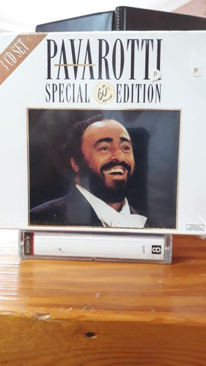 PAVAROTTI . CD .SET for Sale in Miami, FL