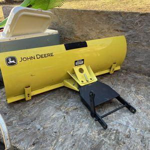 John Deere Tractor Plow for Sale in Hamden, CT