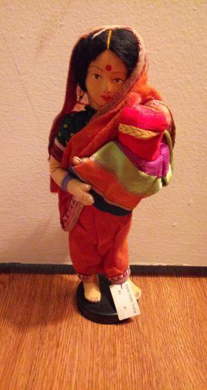 Antique India doll for Sale in Jordan Mines, VA