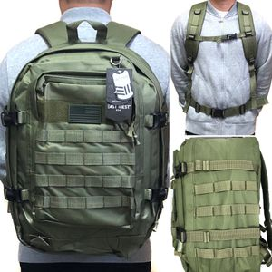 Brand NEW! Large Olive Green OD tactical military style Backpack molle system hiking gym work camping travel bag for Sale in Carson, CA