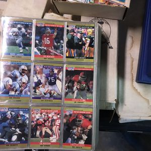 90s Collectors Baseball Cards Few Thousand for Sale in Winder, GA