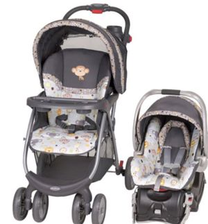 Stroller and car seat for Sale in Milwaukee, WI