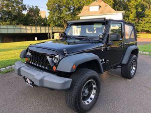 2008 Jeep Wrangler for Sale in Somerville, NJ