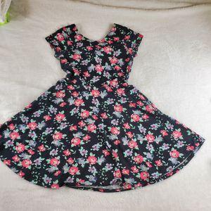 Girls summer flower dress for Sale in Clifton, NJ