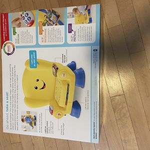 Fisher Price Smart Stages Chair New In Box for Sale in Boston, MA
