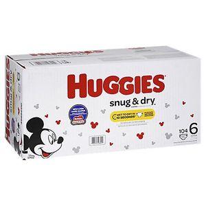 Huggies Snug & Dry Diapers for Sale in Leander, TX