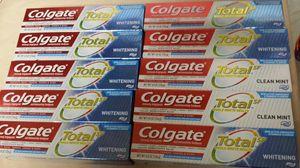 Colgate total sf toothpaste for Sale in Philadelphia, PA