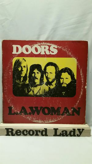 """Doors """"L.A. Woman"""" vinyl record Rock for Sale in San Diego, CA"""