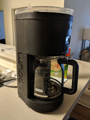 Bodum coffee maker for Sale in Knoxville, TN