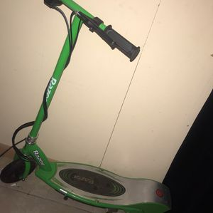 Razor Motorized Rechargeable Electric Powered Kids Scooters, 1 Green for Sale in Columbia, LA