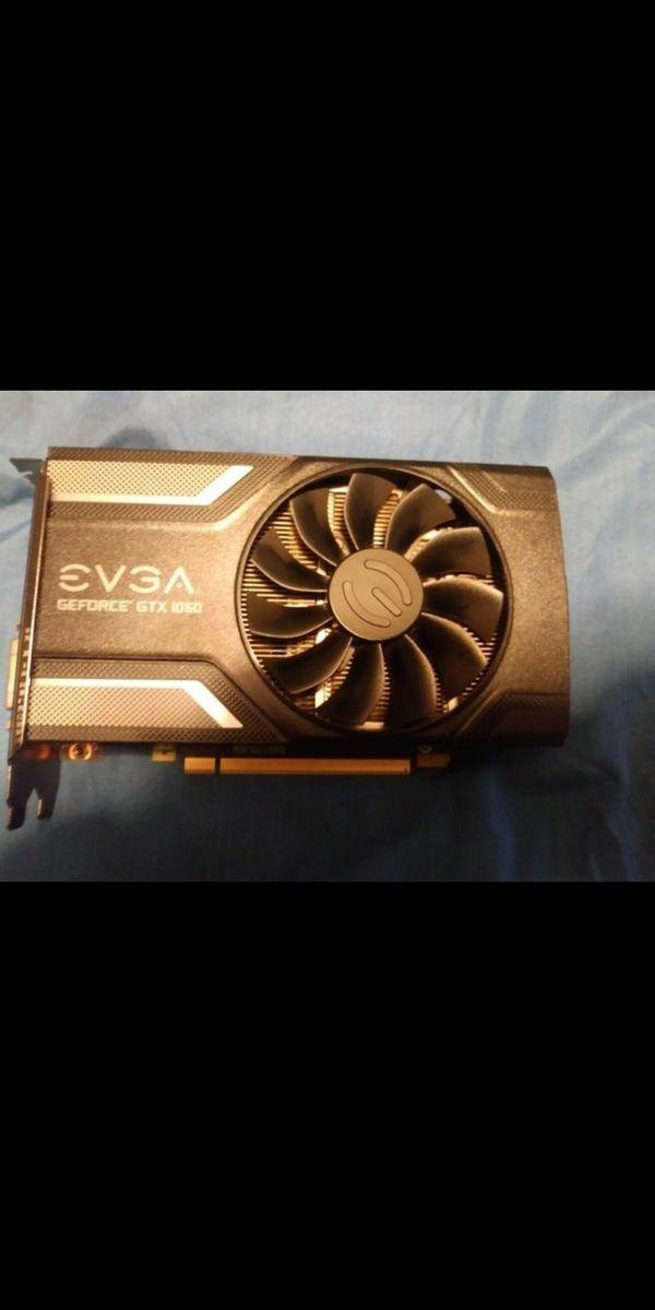 Evga GTX 1060 3 GB - mid range GPU