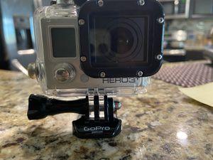 Go pro hero 3 silver and black for Sale in Sun City Center, FL