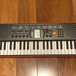 Casio SA-76 44-Key Mini Personal Keyboard for Sale in Pleasanton, CA