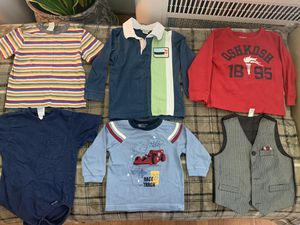 12M-3T Boys Tops for Sale in Frederick, MD