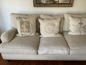 Restoration hardware couch for Sale in Long Beach, CA