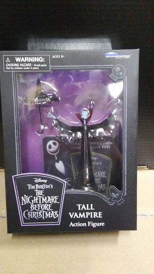 Nightmare Before Christmas Tall Vampire for Sale in El Monte, CA