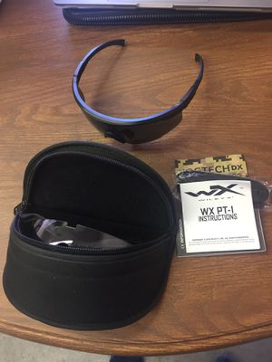 Wiley X PT-1 eyepro for Sale in Colorado Springs, CO