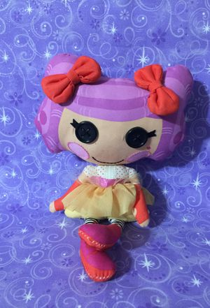 Lalaloopsy Vintage Plush Pink for Sale in Bedford Park, IL