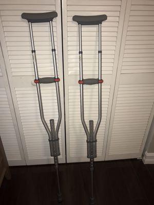 Crutches for Sale in Miramar, FL