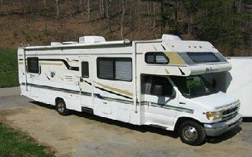 Sleeps up to 5.1997 Ford Jayco Class C Motor Home for Sale in Dublin,  OH