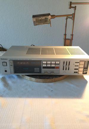Technics Quartz Synthesizer FM/AM Stereo Receiver for Sale in Fresno, CA