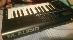 m audio producer keybord for Sale in Dallas, TX